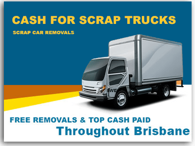 Scrap Truck Removals brisbane