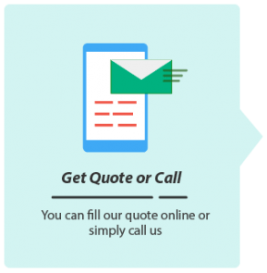 Quote on Call facility Free