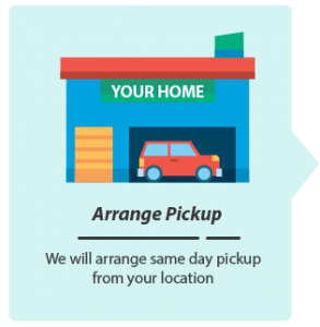 Pick Up Car From Home