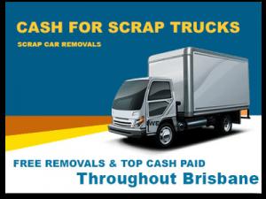 Scrap Truck Removals brisbane