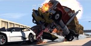 scrap and burned car remoals